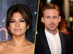 cinéma, ryan gosling, ryan gosling et Eva mendès, ryan gosling avec eva mendès, qu'est ce qu'elle a de plus que moi, ryan gosling est tout de même bien choupinou