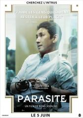 Bong Joon Ho, parasite, cinéma, palme d'or, cannes 2019