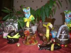 famille,pâques,oeufs en chocolat,lapin,chasse aux oeufs de pâques,beaux-parents