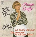 annie cordy, chat