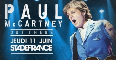 mccartney,mccartney au stade de france,musique,beatles