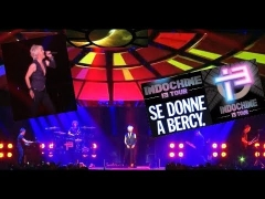 Indochine, chanson française, indochine en concert